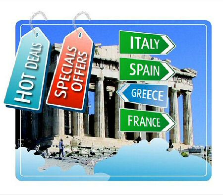 Tours and Hotels in Italy + Europe: Rome, Florence, Venice