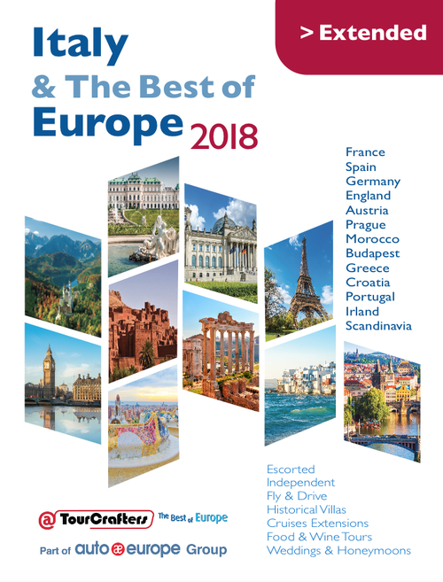 Italy & the Best of Europe 2018 EXTENTED BROCHURE