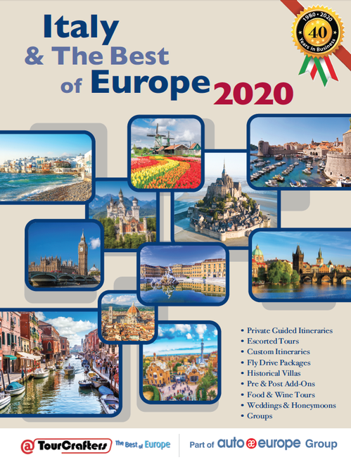Italy & The Best of Europe 2020