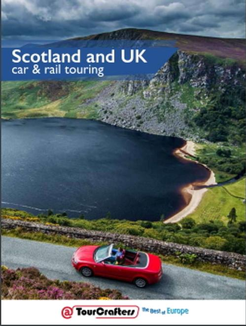 Scotland & UK Car & Rail Touring