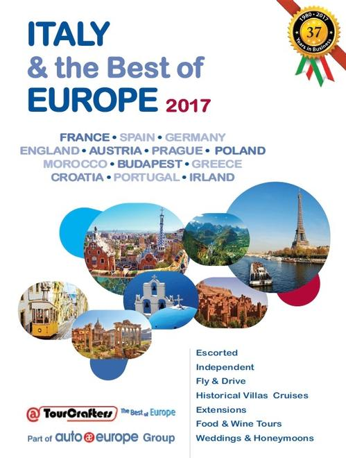 Italy & the best of Europe 2017